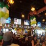 The Green Beer is flowing at Tilted Kilt