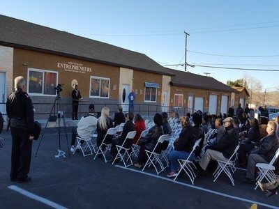Barstow Entrepenuer Celebration Party